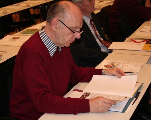 Walter Riester: Pläne zur Optimierung der Riester-Rente